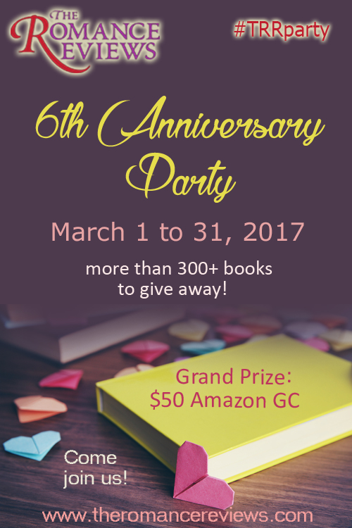 The Romance Review 6th Anniversary Party with Martha Sweeney