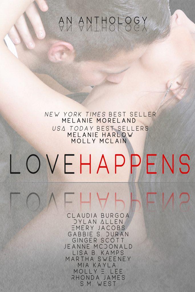 Love Happens anthology with Amazon Best Selling Author Martha Sweeney